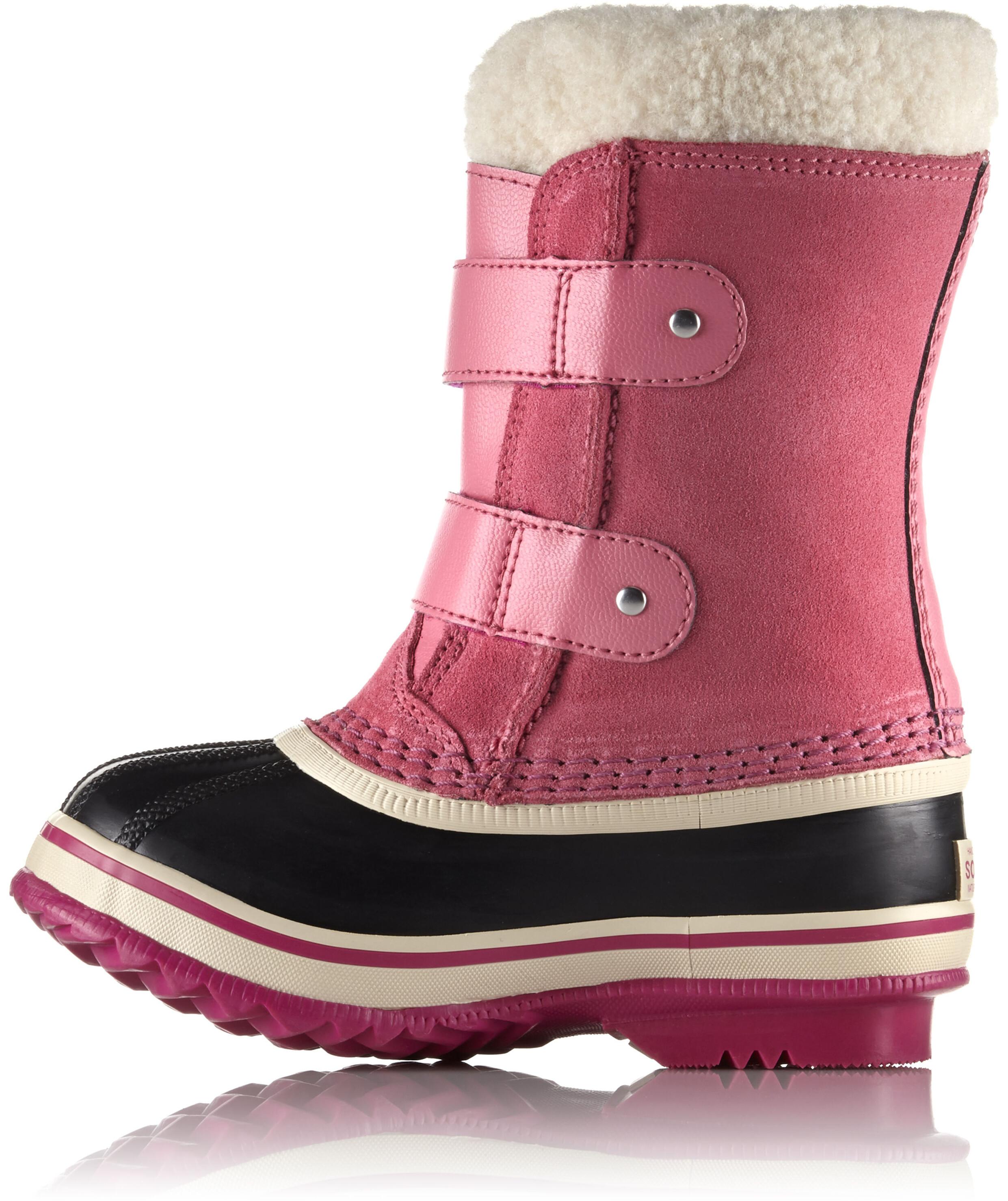 1ddb9fa758c Sorel 1964 Pac Strap Bottes Enfant, tropic pink
